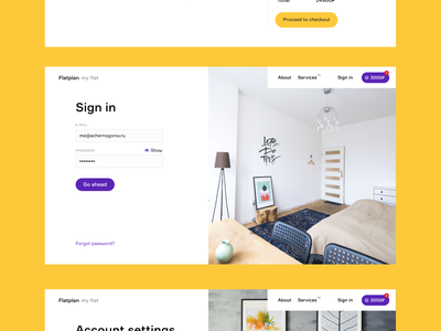 Sign Up Form sign in form sign in page minimalism typography layout creative web design ui ux interface