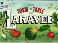 Laravel, Vegetarian Style