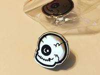 eyeskull pin