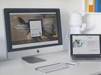 UI/UX Website Design Confirmit