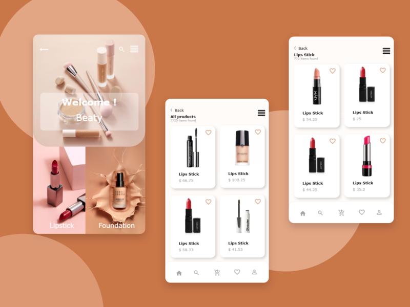 e commerce shop dailyui app ui ux design