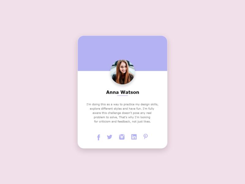 user information dailyui app web ui ux design