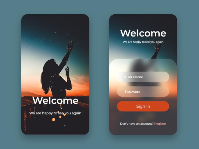 App design dailyui app ui web ux design