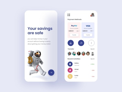 finance app appdesign finance application finance finance app ui design ux design app ux ui design