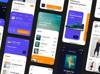 Helium - Multipurpose Card-based UI Kit