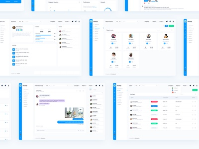 MoveUp - HR Management Admin Template leave management invoice management resource human hrms system hr clean template attendance management ux responsive bootstrap material admin template template graphic ui dashboard admin
