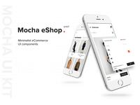 Mocha eShop UI Kit