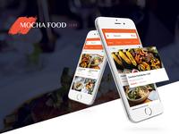Mocha Food UI Kit