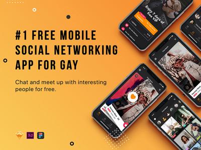 Manhunt - Best Dating app for Gay