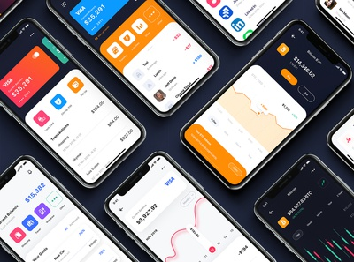 Curium - Financial UI Kit