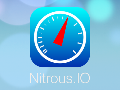 Nitrous.IO iOS7 #fail