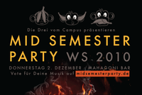 Mid Semester Party Ticket