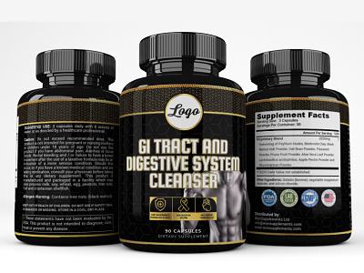 SUPPLEMENT LABEL cbd oil supplement label design box design premium design labeldesign packaging design label design premium design supplement