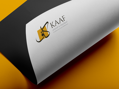 KAAF Conferences & Exhibitions - Brand Identity Design