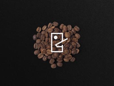 Razan Coffee razan brand identity design coffeeshop coffee brand symbol mark gazelle icon brand identity luxury visual identity logo logotype logo design branding design branding brand design