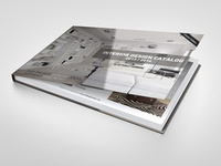 Landscape Book Mock Up