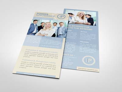Business rack card template by idesignstudio dribbble business rack card template maxwellsz