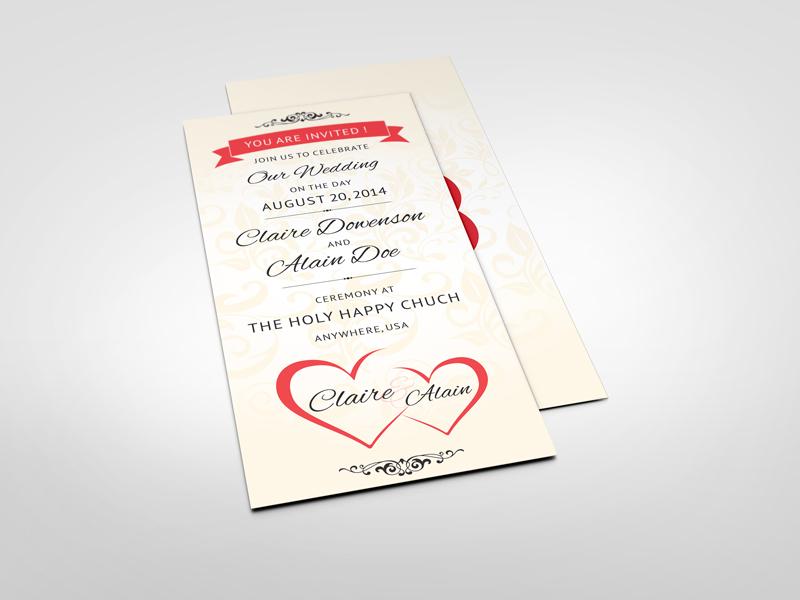 Wedding Invitation Card V7 card celebration ceremony design envelope event image invitation card mariage modern photo wedding