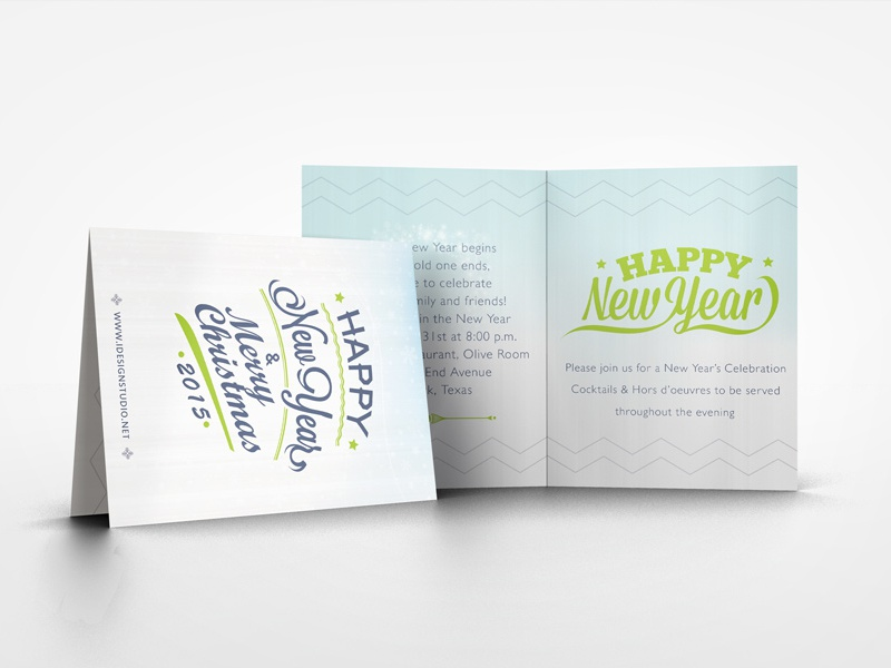 15 Invitation And Greeting Card Mockup 08