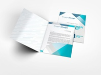 File Folder Mockup V2 (A4 1xPocket ROUND)
