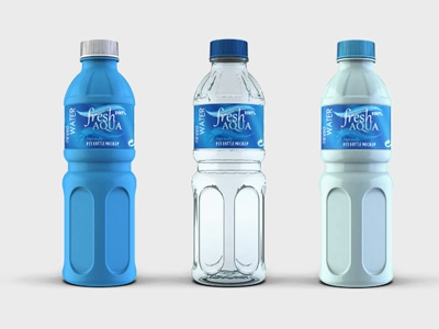 Pet Bottle Mockup sport drink packaging water package pet mockup mock-up juice drink bottle mockup bottle beverage