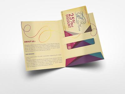 Card Holder Mock-up V2 card client club credit discount folder gift holder hotel key mockup vip