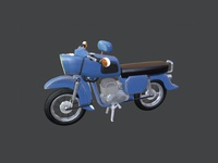Motorcycle WIP