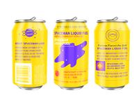 Spaceman Liquid Fuel Cans