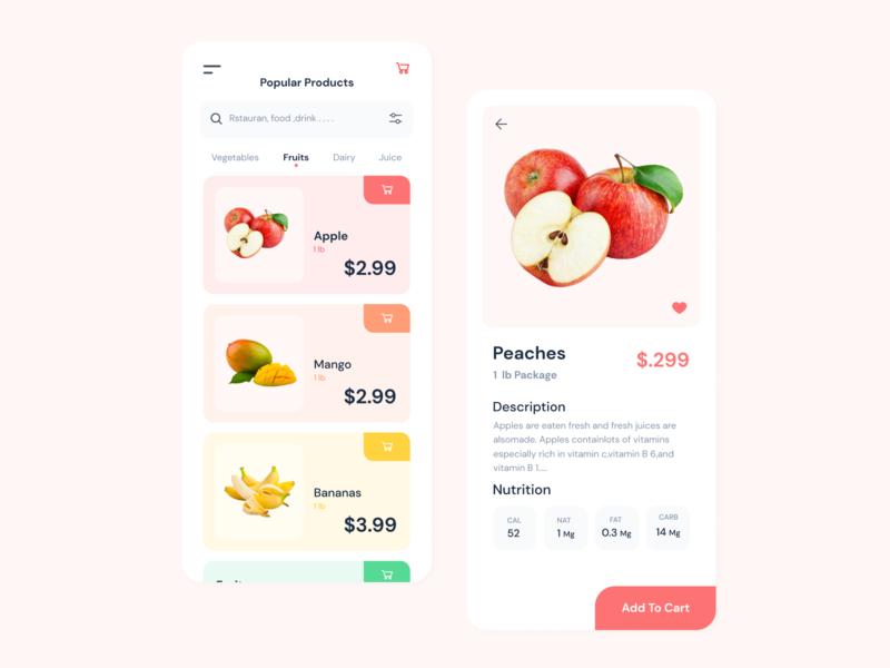 App Store food ordering app food drive food design food food drink food ordering food delivery food app decorative delivery app ui mobile app design