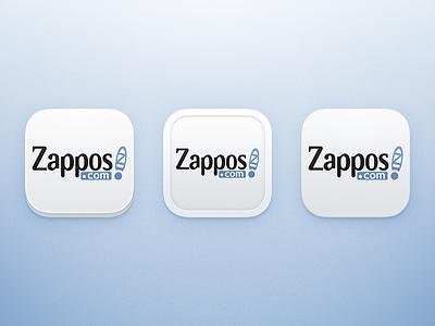 Icon Set zappos blue ios icon icon ios