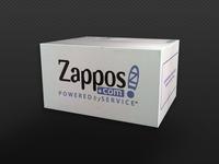 3D Zappos Box