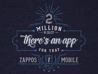 $2m Zappos Mobile Shirt
