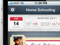 iOS School App 02