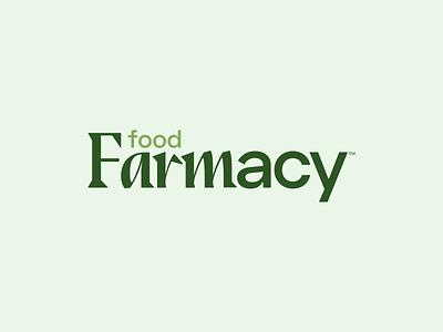 Food Farmacy farm pharmacy food farmacy design branding design brand design branding brand logo