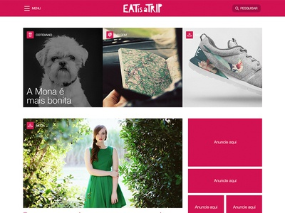 Eat is a Trip new home