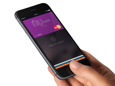 Brazilian Apple Pay card brazil pay iphone apple nubank apple pay