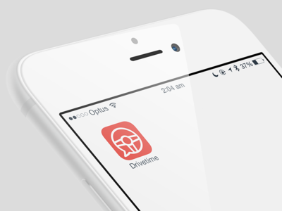Drivetime - App Icon