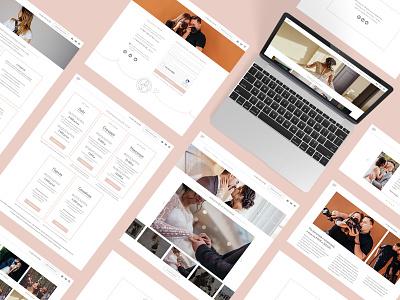 Website internal pages web design website web design