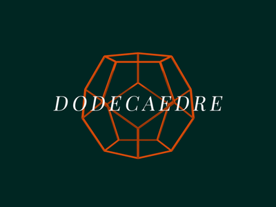 Dodecaedre ▲ Visual Experiment #02