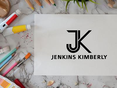 JK Logo   Minimal monogram logo newlogo minimalist design logotype lettering letter monogram logo minimalist logo idenity lettermark logo design branding minimal logo brand logo kj logo jk logo