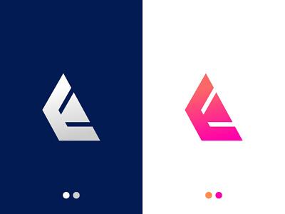E Logo design logo design lettermark minimalist logo design brand identity new logo idea new logo logo 2021 modern e logo monogram e letter logo e logo design e monogram e logo