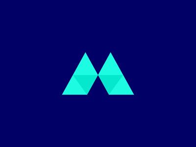 M Letter Logo sujoy mondal logo maker logo designer creative logo m letter logo m monogram m logo logotype brand identity branding brand lettermark logo logo design