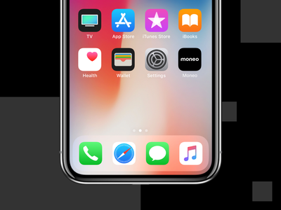 Moneo Logo sketch branding icon app icon logo