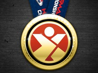 2012 Ultramax Sports Awards Medal