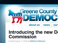 Front-end concepts - Greene County Democrats