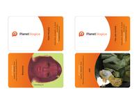Planet Illogica Corporate Identity