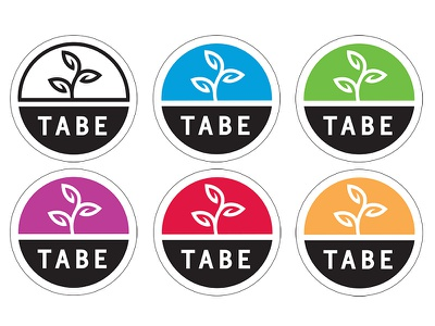 McGraw-Hill TABE Skill Workbooks Identity and Packaging illustration design logo packaging identity