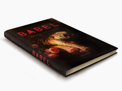 Martin Wittfooth BABEL Book Design typography layout packaging design book