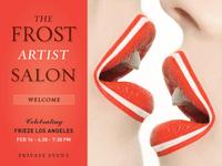 Frost Artist Salon Exhibit