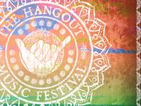 Hangout Music Festival Concept Poster